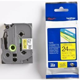 Lint Brother TZE-651 must kollasel 24mm