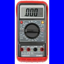 Multimeeter digitaalne Welleman DVM94