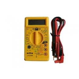 Multimeeter digitaalne LX-830B