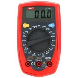Multimeeter digitaalne UT33D Palm size