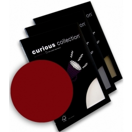 Paber Curious A4/120g 50L met Red Lacqu*