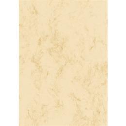Paber marmor A4/90g100L kreem/pruun*