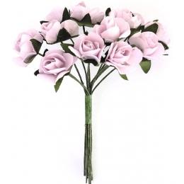 Paberlilled 12tk/pk roosid roosad
