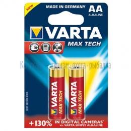 Patarei  AA LR6 Varta MaxTech 2tk