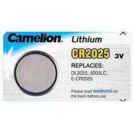 Patarei CR2025 Camelion