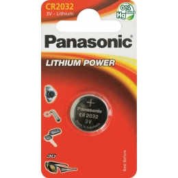 Patarei CR2032 3V Panasonic