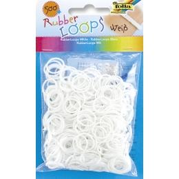 Rubber Loops 500tk/pk valge*
