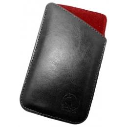 Telefoni kott Smooth  XXL black/red