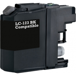Tint Brother LC123Bk Black analoog