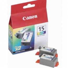 Tint Canon BCI-15 Color 2tk pakis