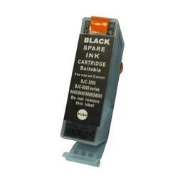 Tint Canon BCI-3eBk Black analoog