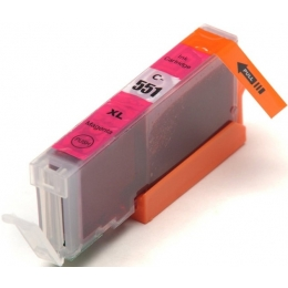 Tint Canon CLI-551XL Magenta analoog
