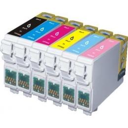 Tint Epson T0803 RX560 Magenta asendus