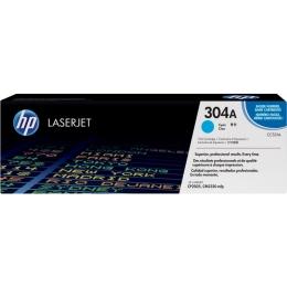 Tooner HP CC531A Cyan 304A CP2025