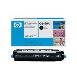 Tooner HP Q6470A LJ3600 must originaal