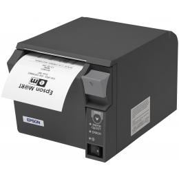 Tsekiprinter Epson TM-T70II USB/s Black