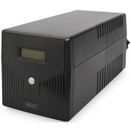 UPS Digitus 1000VA/600W LCD