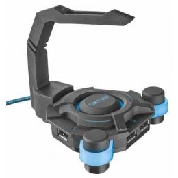 USB hub 4-porti Trust GXT213+juhtmhoidi*