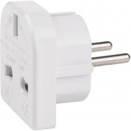 Universal Power adapter UK -> EU