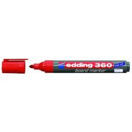 Tahvlimarker Edding 1,5-3mm punane