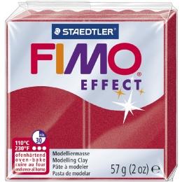Voolimissavi Fimo Effect punane metallik