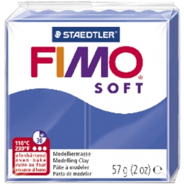Voolimissavi Fimo Soft tumesinine