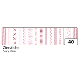 Washi teip 10m x15mm Muster*