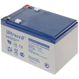 Aku 12V 12Ah UPS-ile Ultracelll