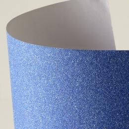 Glitterpaber A4/150g 10lehte liimuv sinine