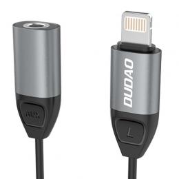 Adapter Lightning to 3,5mm audio (120mm kaabel)