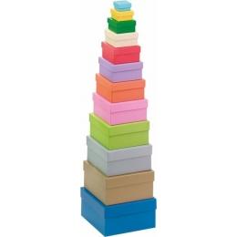 Karp RUUT värvilised,  erinavad suurused 12 tk