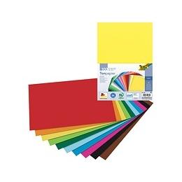 Värviline paber A4/130g 100L  10 värvi