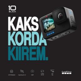 Kaamera GoPro Hero10 Black