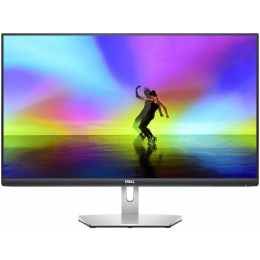 """Monitor 27"""" Dell S2721HS FHD IPS Silver"""