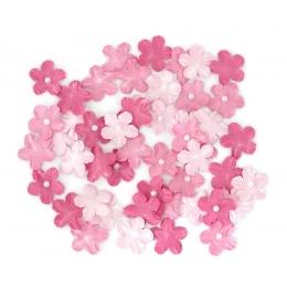 Paberlilled 50tk/pk roosad lilled