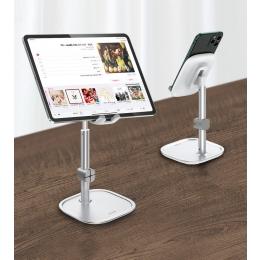 Telefoni ja tahvelarvuti hoidik lauale Baseus Literary