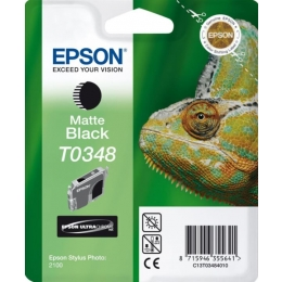 Tint Epson T0348 Matte Black