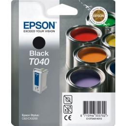 Tint Epson T040 Black