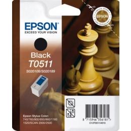 Tint Epson T0511 Black
