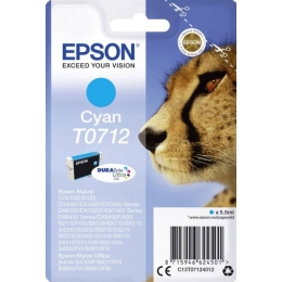 Tint Epson T0712 Cyan