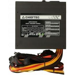 Toiteplokk 600W Chieftec 12cm V2.3 80+