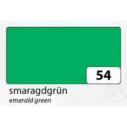 Kartong 50x70cm 300g smaragdroheline