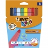 Viltpliiatsid BIC KIDS XL / JUMBO 8tk