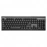 Klaviatuur Chicony KU-9810 EST USB must