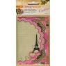 Kaardi disainpaber cutties 18tk Pariis