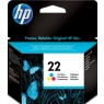 Tint HP 22 Color
