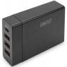 Toalaadija USB-C 5-20V 3A 60W+3xUSB 2,4A